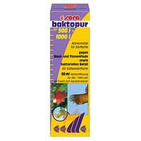 Baktopur Антибактериальное средство для рыб (плавниковая гниль) (Сера) Sera (на 1000 л - 50 мл)
