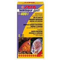 Baktopur direct Для лечения бактериальных заболеваний у рыб на 5000 л - 100 таблеток (Сера) Sera