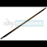 Полотно ножовочное по мокрому дереву для лучковой пилы 20х610 мм TOYA FLO 28772 предназначено для резки сырого дерева и