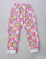 Штаны для девочки (начес) на рост 56-86 см, фото 1