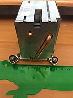 Радиатор на s1155/1156 трубки