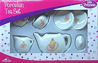 FunTastic Фарфоровая мини-посуда для маленьких детей набор из 6-ти частей 3+лет