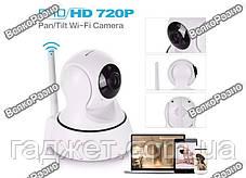 Wi-Fi Ip-Камера / IP Camera / Камера видео наблюдения WiFi/ Беспроводная поворотная ip камера, фото 3