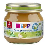 Пюре Первое детское яблоко HIPP, 80 г