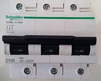 Выключатель-автомат Schneider Electric C120N 3P 100A C