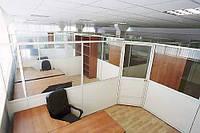 Потолок в офисе монтаж