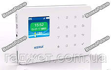 ПОЛНЫЙ КОМПЛЕКТ!!! KERUI KR-G18 GSM-сигнализация, Android/IOS, Русский комплект, фото 3