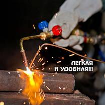 """Сварочная горелка Г2 """"МАЛЯТКО"""" 233, фото 3"""