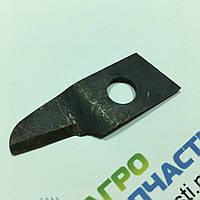 Нож вязального аппарата пресс-подборщика Claas, 50х16 мм