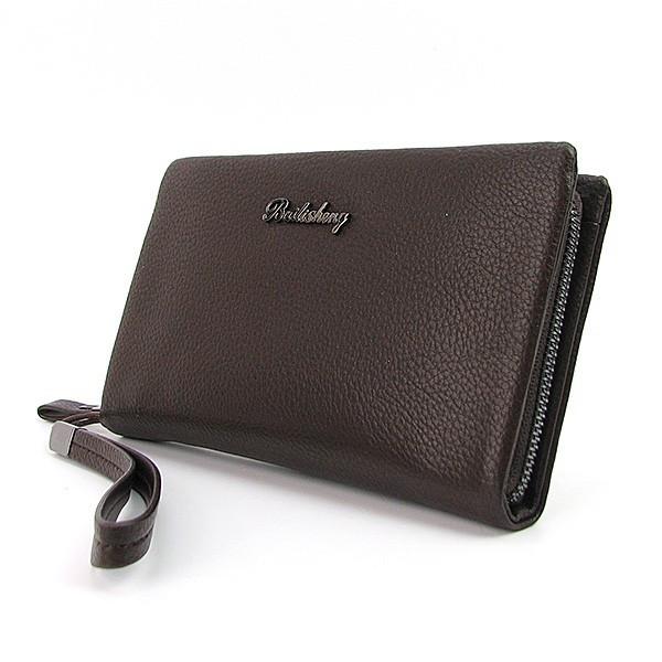 a2fae51cd7e0 Клатч мужской Bailisheng кожаный котричневый: продажа, цена в Днепре ...