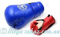 Перчатки для тхэквондо (накладки для тхэквондо) ITF 4767: 2 цвета, L/XL