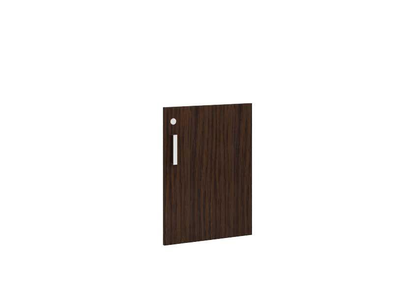 Дверь щитовая правая с замком 448x663 С714