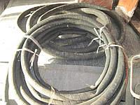 Рукава напорные резиновые с нитяным усилием неармированные ГОСТ 10362-76