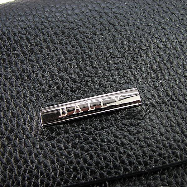 a972aa741ede Клатч мужской Bally черный кожаный с клапаном, цена 842 грн., купить Дніпро  — Prom.ua (ID#494799997)