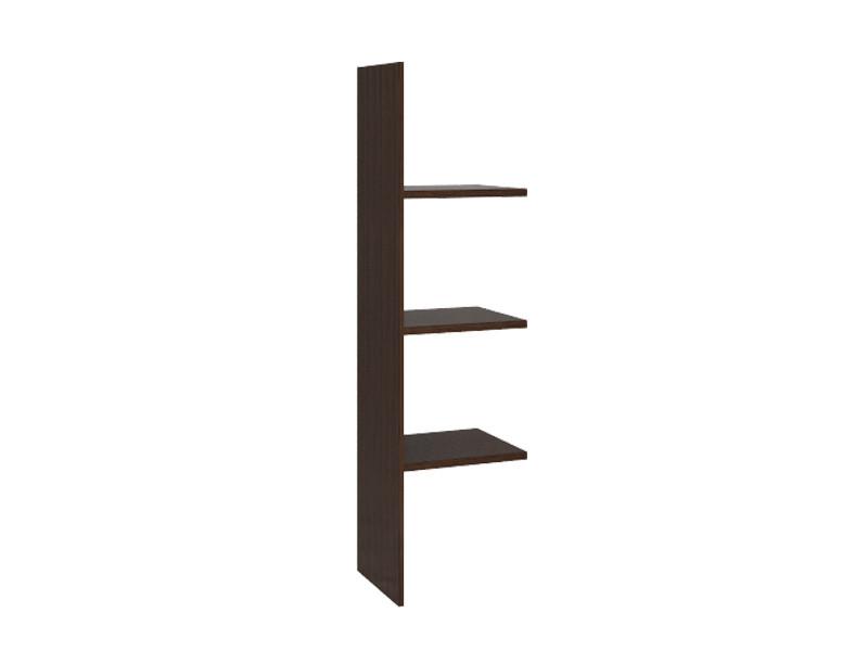 Полки шкафа для одежды 280x380x1695 С911