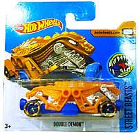 Базовая машинка Hot Wheels Double Demon, фото 2