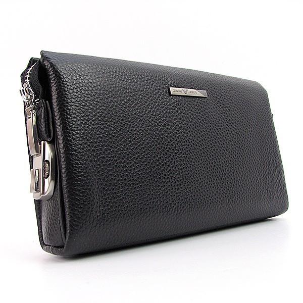 c7179557087b Мужской клатч Armani кожаный с кодовым замком  продажа, цена в ...