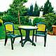Кресло пластиковое, фото 3