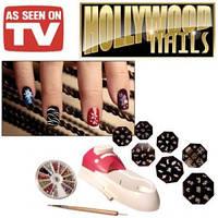 Принтер-штамп для дизайна ногтей Hollywood nails