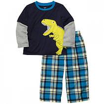 "Пижама ""Динозавр Тиранозавр"" Carters мальчик (343-196)"