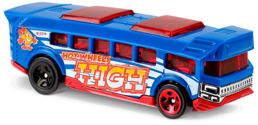 Базовая машинка Hot Wheels High
