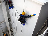 Покраска цехов на предприятиях (реставрация потолков, ферм, колонн, стен)