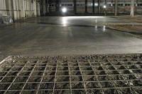 Бетонирование промышленных полов в складах напольного хранения и других производственных помещениях
