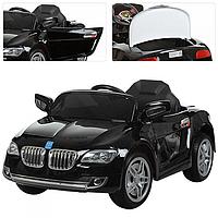 Детский электромобиль BMW ,Автопокраска, EVA-колеса
