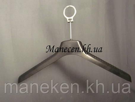 Антивандальная вешалка ВОП широкое плечо 45/5 упм с антивандальным крючком, фото 2