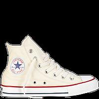 Кеды Converse All Star высокие лимонные