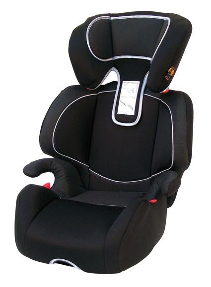 Дитяче авто сидіння Michelangelo, Група 2/3 (15-36кг) забарвлення - чорний