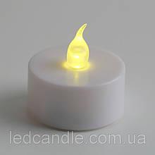 """LED свічка """"таблетка"""""""