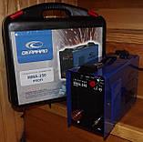 Gerrard ММА – 250 profi (в кейсе) инвертор сварочный, фото 2