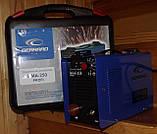 Gerrard ММА – 250 profi (в кейсе) инвертор сварочный, фото 3