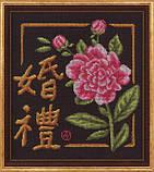 """Набор для вышивки крестом """"Panna"""" Бракосочетание И-1152, фото 3"""