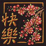"""Набор для вышивки крестом """"Panna"""" Счастье И-1125, фото 2"""