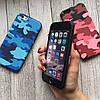 Камуфляжный силиконовый чехол для iPhone 6/6s , фото 5