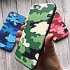 Камуфляжный силиконовый чехол для iPhone 6/6s , фото 4