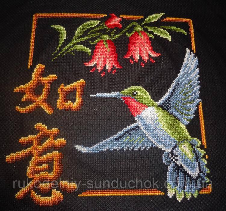 """Набор для вышивки крестом """"Panna"""" Исполнение желаний И-0155"""