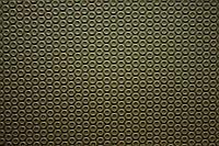 """Профилактика (подметочная) резиновая, эластичная 720*340*2,7 мм., цвет - табак, рисунок ― """"круг"""", фото 1"""
