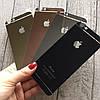 Комплект зеркальных противоударных стёкол для iPhone 6/6s, фото 6