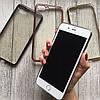 Прозрачный чехол с зеркальным бампером для iPhone 7 Plus, фото 5