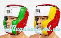 Шлем боксерский с полной защитой Elast 010 (шлем бокс): L/XL