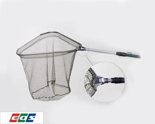 Подсак EOS LS80-2002 G (треугольный средняя болотная сетка)