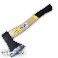 Топор 600 г, ручка из твердых сортов древесины
