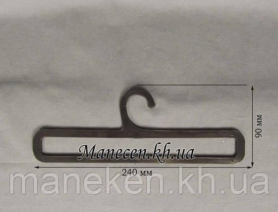 Вешалка для шарфиков прямоугольная, фото 2