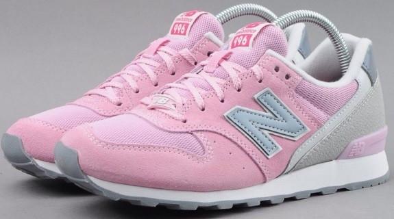 New Balance 996 PinkGrey