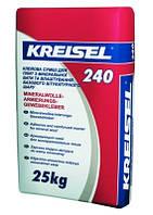 Клей для армирования минеральной ваты Kreisel 240 (25кг), фото 1