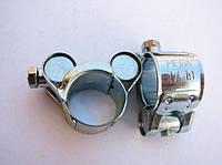 Хомут силовой стальной оцинкованный W1 23-25