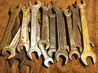 Виды ключей и их применение.